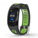 Waterproof Smart Bracelet with Heart Rate Tracking