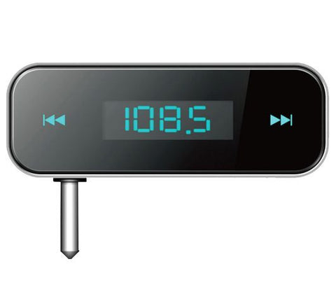 FM Transmitter - Listen Phone Music On Your Radio