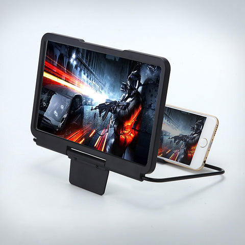 High Definition Smart Phone Screen Magnifier and Bracket Stand