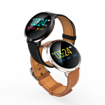 Smart Watch with Heart Rate, Blood Pressure & Oxygen Monitor, Calorie Distance Counter