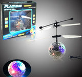 96 Units RC infrared Induction Colorful LED Helicopter Ball