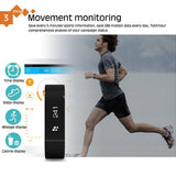 Waterproof Multi-Function Smart Watch Fitness Band