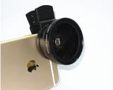 Super Wide Angle + Macro HD Lens Set for Smart Phones