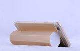 Champagne Gold Octagon Speaker Power Bank Phone Stand