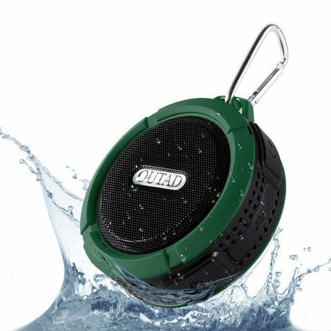 Bluetooth Water Dust Proof  Clip on  5W Portable Compact Speaker, with Shower Suction and Clip