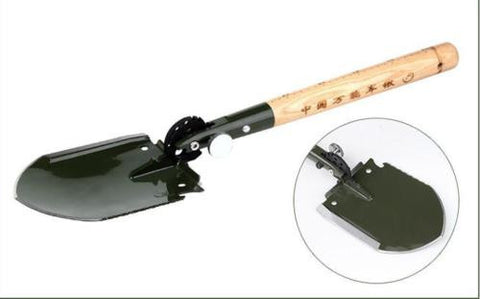 Original Chinese Military Shovel Survival Tool WJQ-308