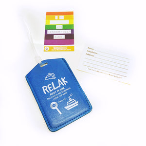 Luggage Tag - Relak