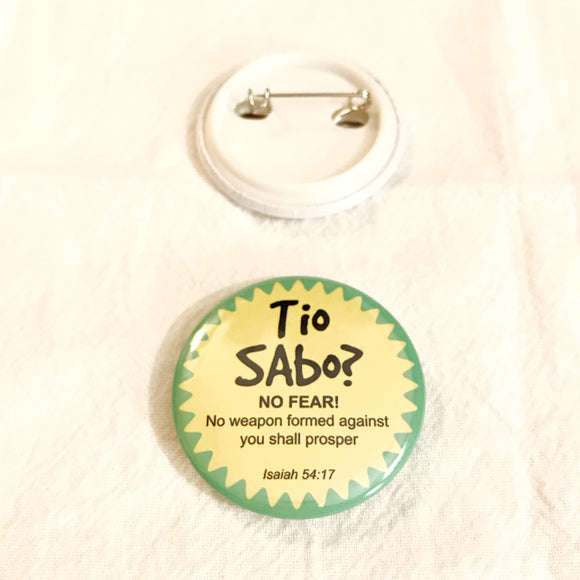 Badge Tio Sabo -