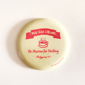 Mai Kan Cheong Pocket Mirror