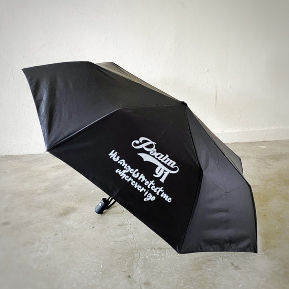 Psalm 91 Umbrella by The Super Blessed
