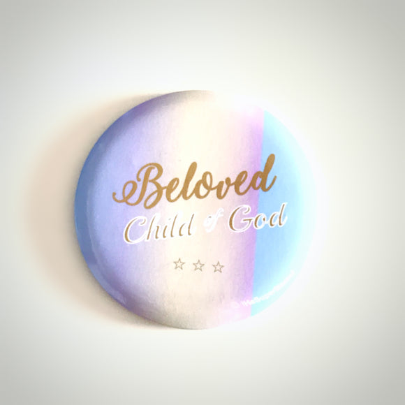 Beloved Child of God Pocket Mirror