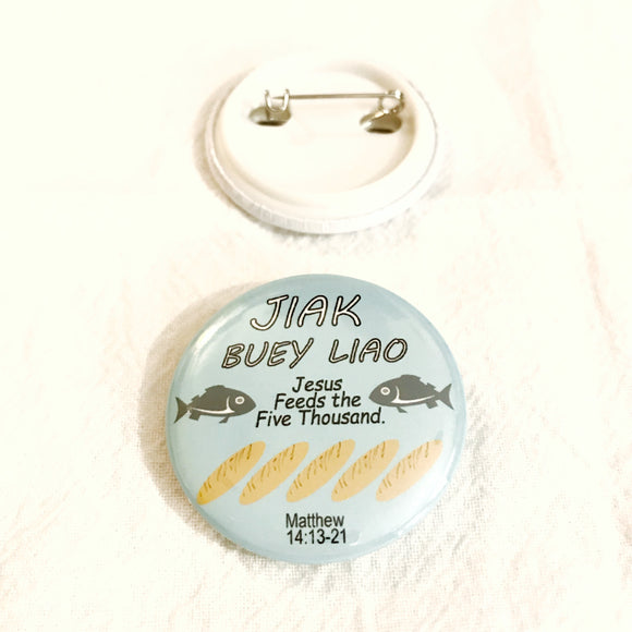 Badge Jiak Buey Liao -