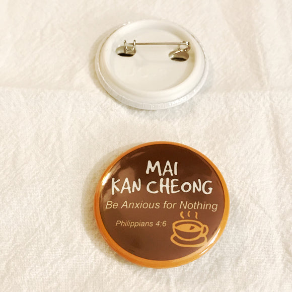 Badge Mai Kan Cheong -