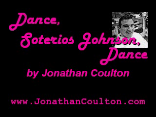 Dance, Soterios Johnson, Dance (Acoustic) (Karaoke)
