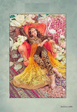 Yellow Brasso & ATG Bottom Salwar Kameez
