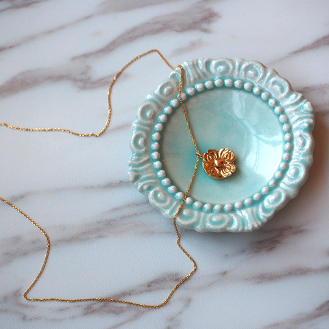 French Porcelain Inspired Trinket Dish