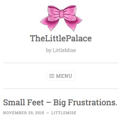 Two Perfect Souls - The Little Palace