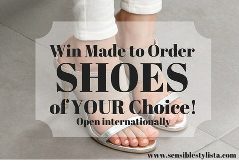 Winter Giveaway - Made to Order Shoes