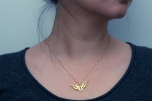 Jewelry - Wings Necklace - Two Perfect Souls