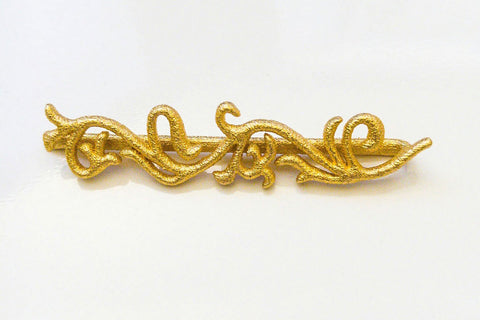 Filigree Bobby Pin