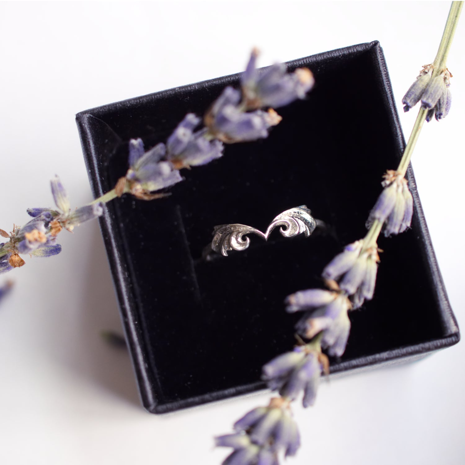 Jewelry - Flutter Ring - Two Perfect Souls