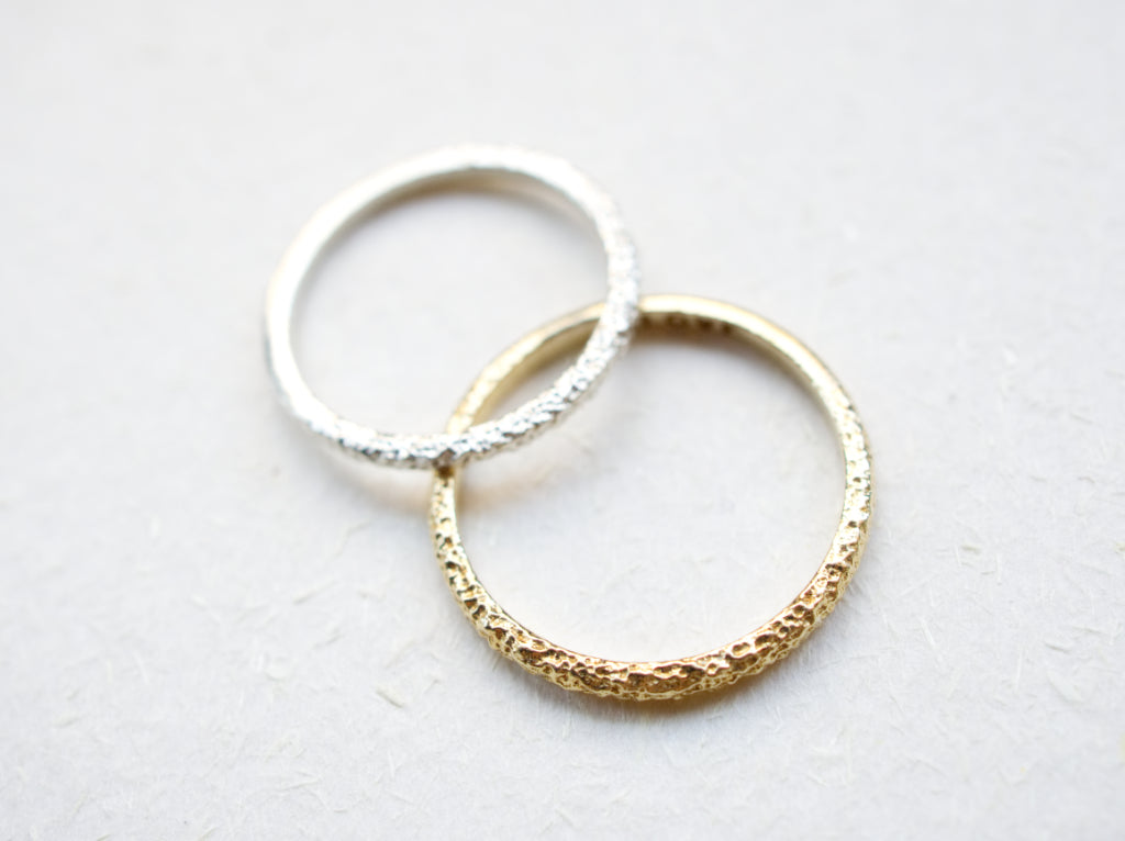 Jewelry - The Forged Ring - Two Perfect Souls