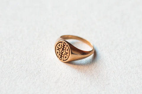 Happiness Blessing Ring