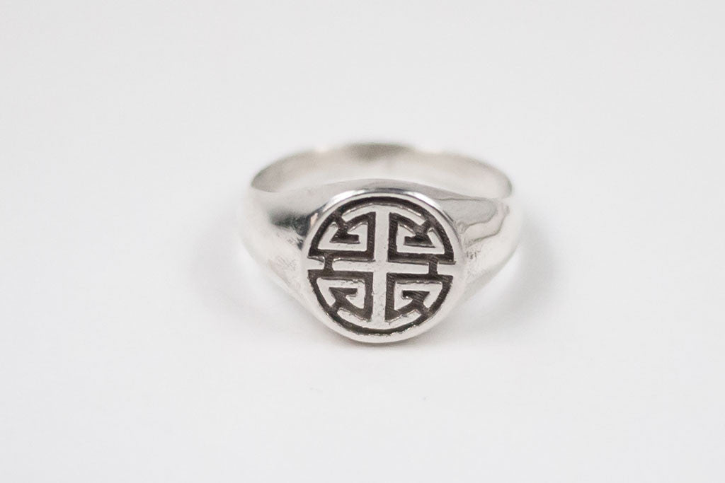 Prosperity Blessing Ring