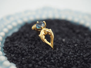 Jewelry - Vesta Topaz Ring - Two Perfect Souls