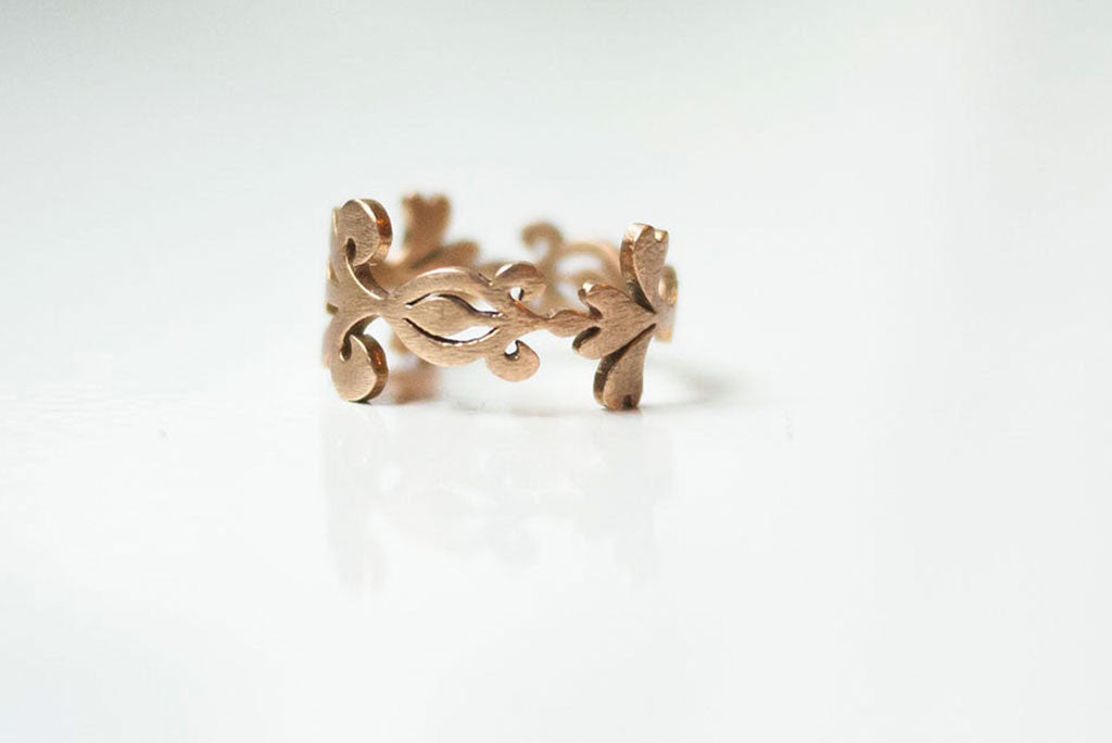 Jewelry - Scrolls & Swirls Ring - Two Perfect Souls