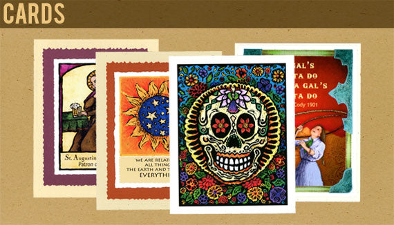 Greeting Cards by Kaleidoscope Designs