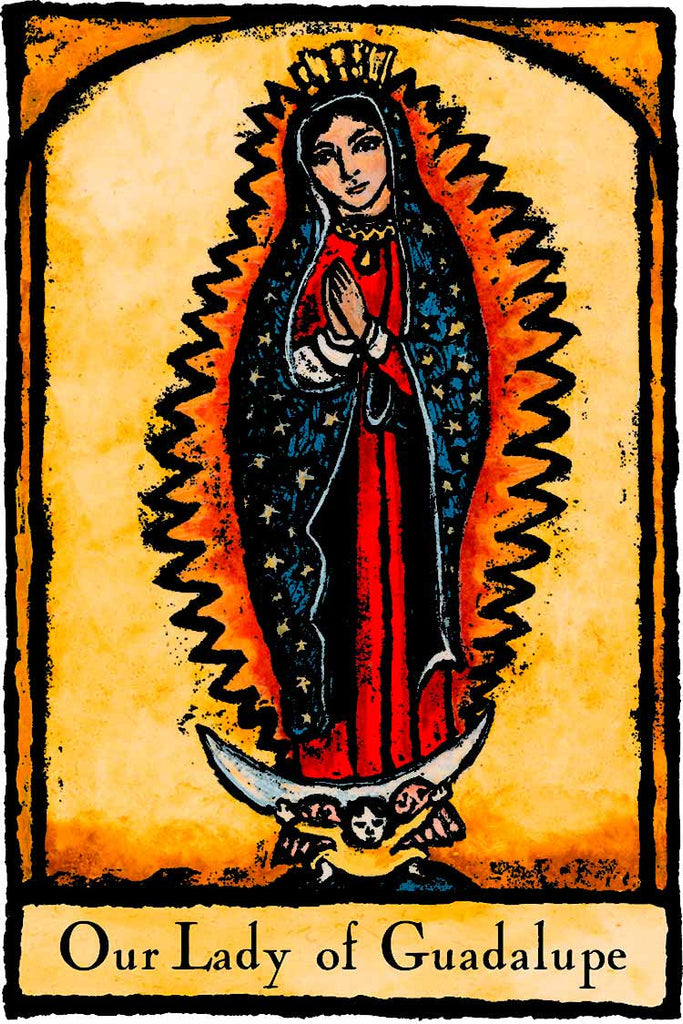 Our Lady Of Guadalupe - Patron Saints #400