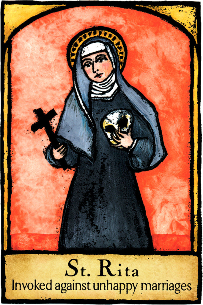 St. Rita - Patron Saints #419