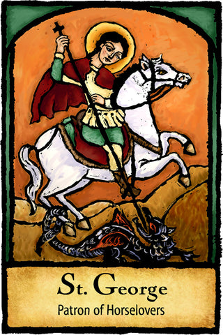 St. George - Patron Saints #453