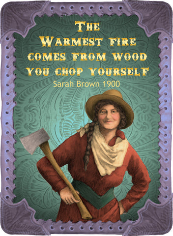 The Warmest Fire - Cowgirls #542