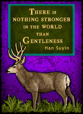 There is Nothing Stronger in the World - Nature #928