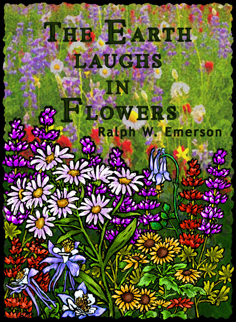 The Earth Laughs - Nature #948