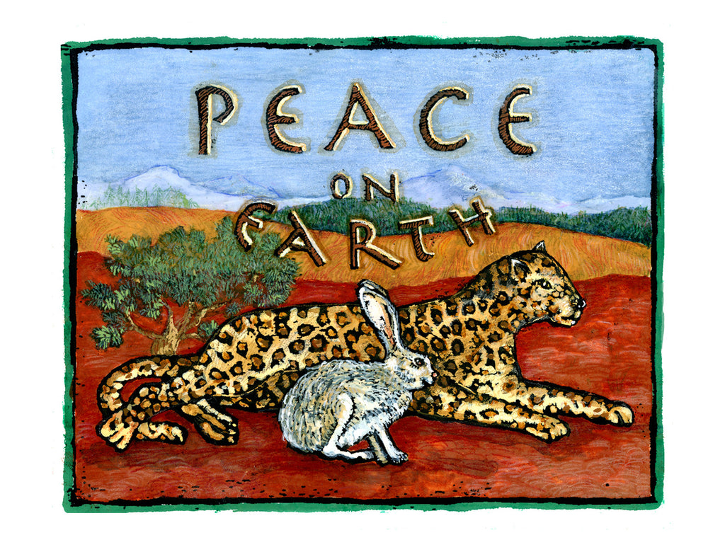 Peace On Earth - Holiday #306