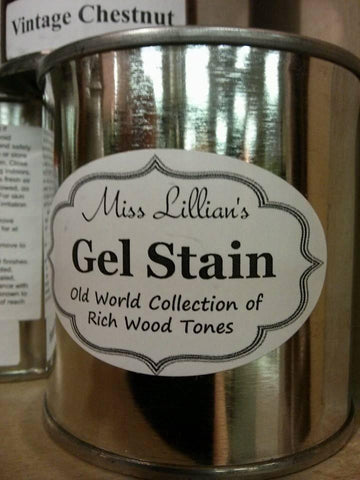 Miss Lillian's Gel Stain 8 oz