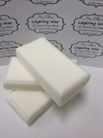 Layering Wax Bars
