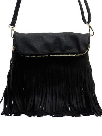 Meadow Fringe Bag