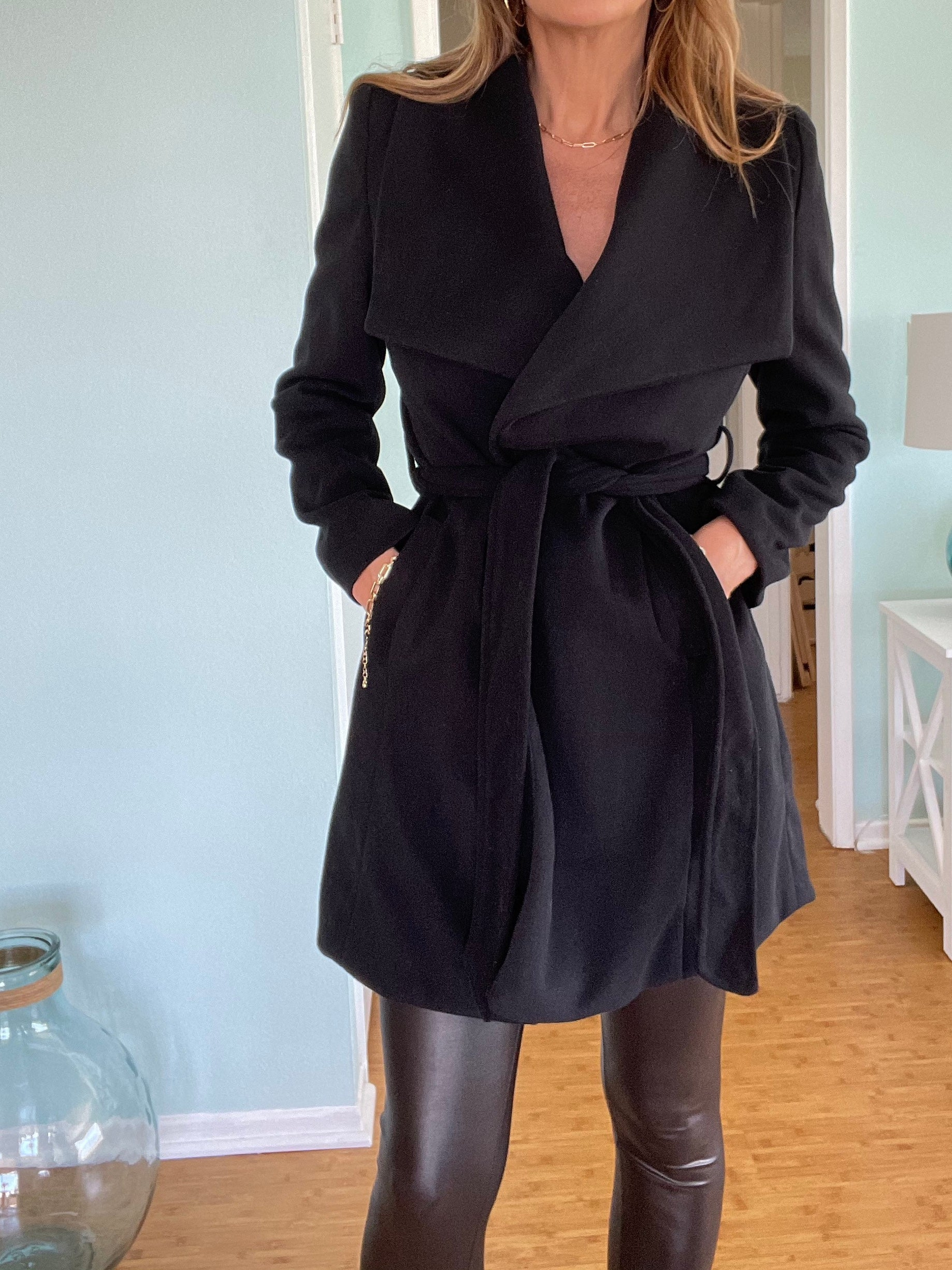 BENDEL Coat - Black