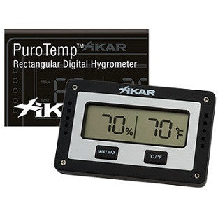 XIKAR Digital Hygrometers