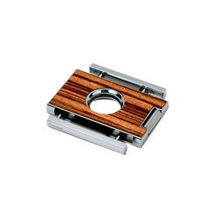 Brizard & Co. Elite Series Premium Cigar Cutter - Zebra Wood / SOLD