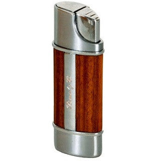 Brizard & Co. Nano Single Torch Lighter - Rosewood