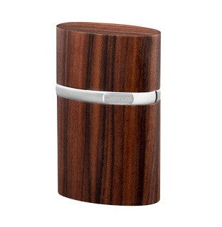 Brizard & Co. Lotus Table Torch Lighter - Rosewood