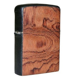 Brizard & Co. Zippo Lighter - Bubinga