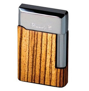 Brizard & Co. Eternel Lighter - Zebrawood