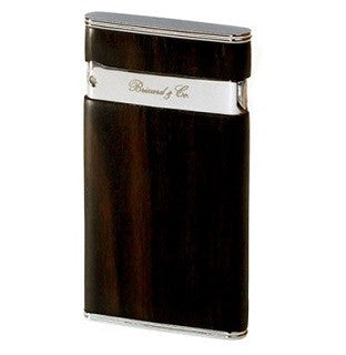 Brizard & Co. Sottile Premium Lighter - Macassar Ebony