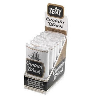 Captain Black Regular White 1.5 oz pouch